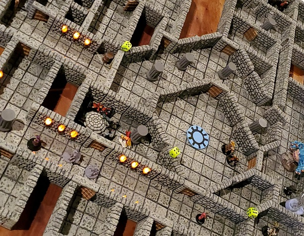 dungeon terrain